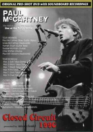 DVD Paul McCartney - Complete Electric Proms 2007 ( Live at Candem , London , UK , October 25th , 2007 )