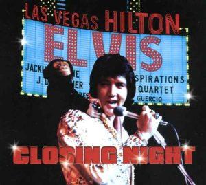 Elvis Presley - Closing Night  ( Live in Las Vegas September 3rd , 1973 )