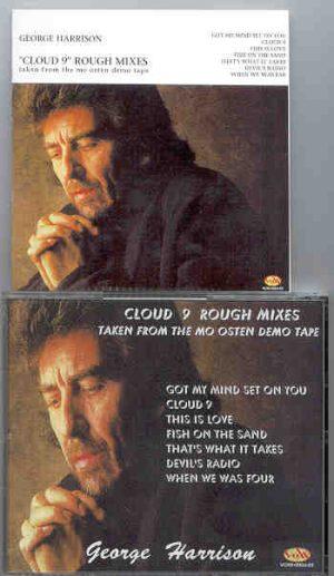 George Harrison - Cloud  9  Rough Mixes  ( VOXX )