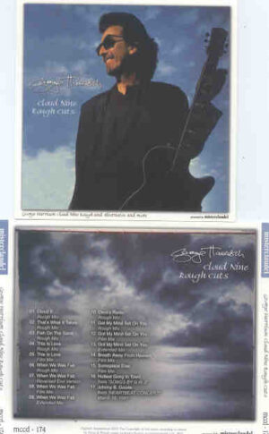 George Harrison - Cloud  9  Rough Cuts  ( Misterclaudel )