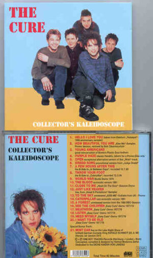 The Cure - Collector's Kaleidoscope
