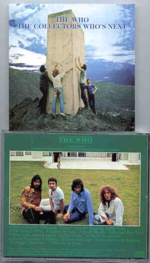 The Who - Collector's Who's Next ( 17 Unreleased Mixes )
