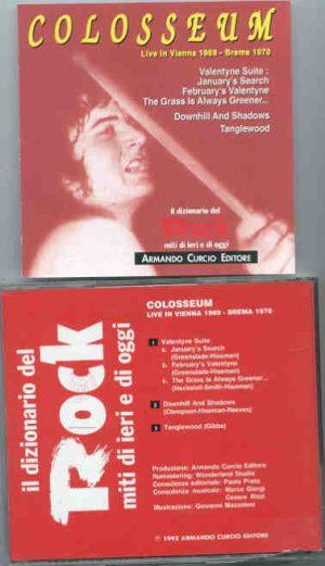 Colosseum - Live in Vienna 1969 - Brema 1970