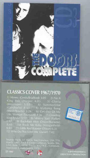The Doors - Complete Vol. 4    ( Great Dane Recs )