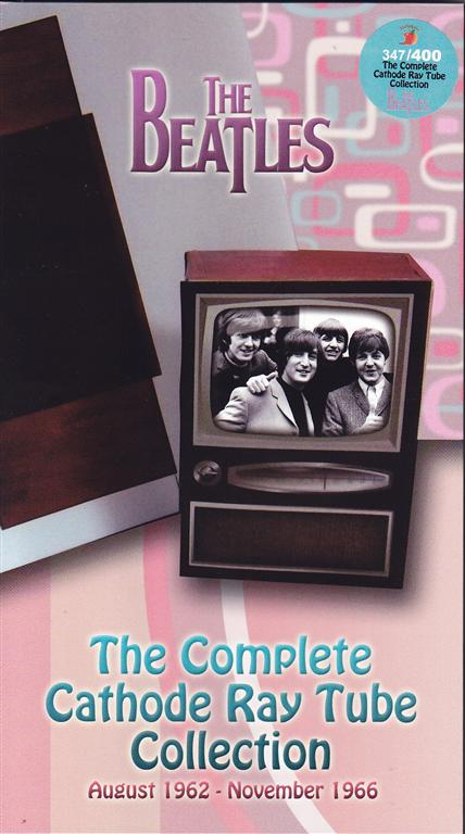 DVD The Beatles - Complete Cathode Ray Tube Collection ( 4 DVD set )