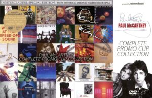 DVD Paul McCartney - Complete Promo Clip Collection ( 7 DVD Set w/Slipcase ) ( Misterclaudel )