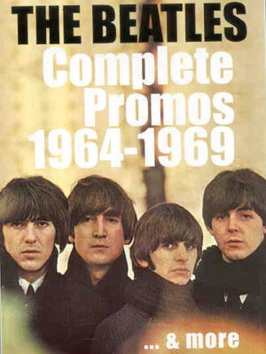 DVD The Beatles - Complete Promos 1964 - 1969