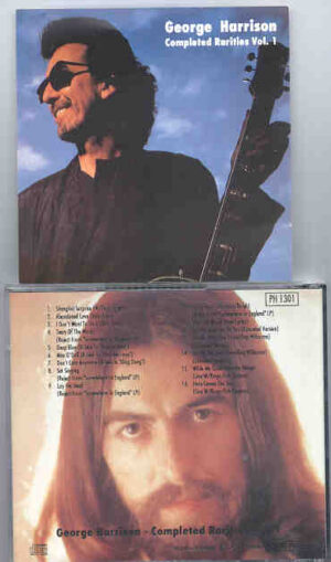 George Harrison - Completed Rarities vol. 1