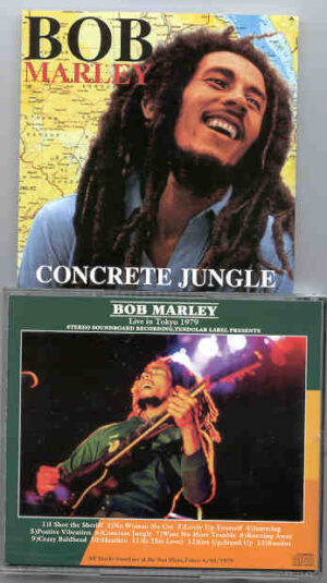 Bob Marley - Concrete Jungle
