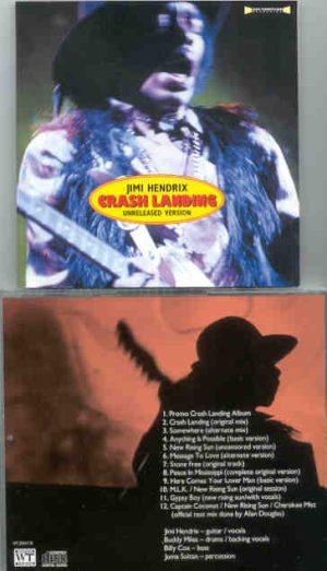 Jimi Hendrix - Crash Landing ( Unreleased Version )