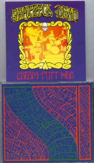 Grateful Dead - Cream Puff War ( November 19th , 1966 , Fillmore West , San Francisco , CA , USA )