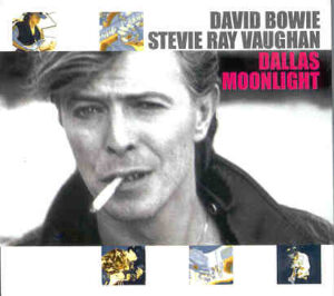 David Bowie - Dallas Moonlight ( 2 CD!!!!! set ) ( With Stevie Ray Vaughan , Dallas , Texas , April 27th , 1983 )