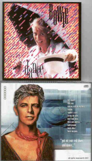 David Bowie - Dance  ( Different Rare Remixes )