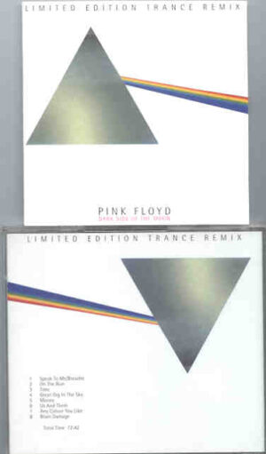 Pink Floyd - Dark Side Of The Moon  ( Limited Trance Remix Edition of the Album )