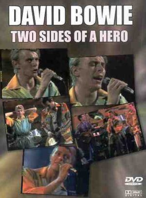 DVD David Bowie - Two Sides Of A Hero