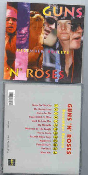 Guns N' Roses - December Bullets