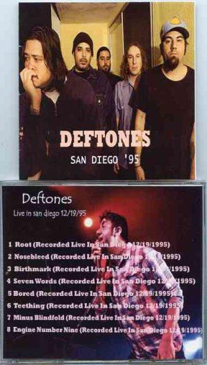 Deftones - San Diego '95 ( December 19th , 1995 , San Diego , California , USA )