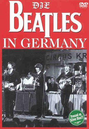 DVD The Beatles - Die Beatles In Germany