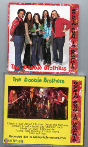 The Doobie Brothers - Rockin' Down In Memphis ( Oh Boy )