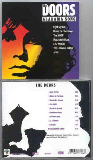 The Doors - Alabama Song