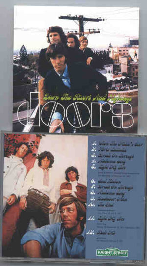 The Doors - Down The Rivers And Highways ( LIVE USA 1967 )
