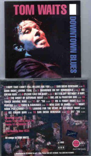 Tom Waits - Downtown Blues ( Ebbets Fields 1974 & Denver 1975 ) ( Big Music )