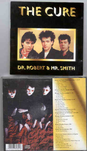 The Cure - Dr. Robert & Mr. Smith