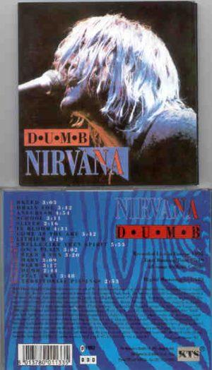 Nirvana - Dumb   ( Live in Europe 1992 ) ( KTS )