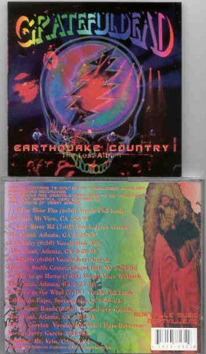 Grateful Dead - Earthquake Country ( 78 minutes of Soundboard. Unreleased Last Album )