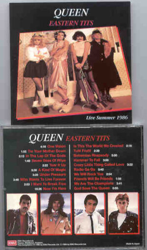 Queen - Eastern Tits