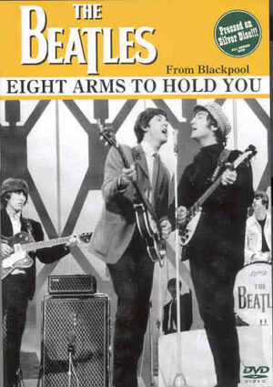 DVD The Beatles - Eight Arms To Hols You