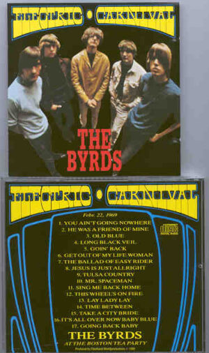 The Byrds - Electric Carnival