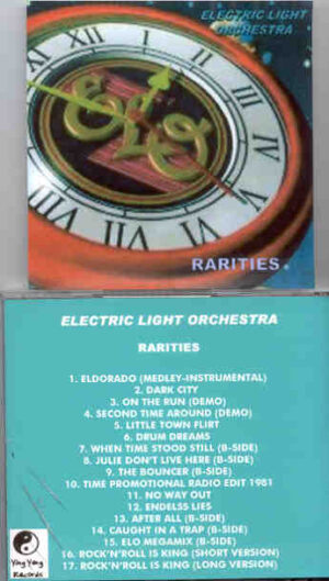Electric Light Orchestra - Rarities