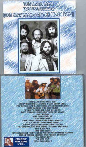 The Beach Boys - Endless Bummer ( The Very Worst Of The Beach Boys )