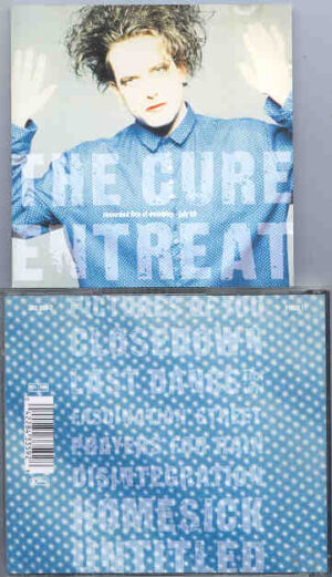 The Cure - Entreat ( Live in UK , 1988 )