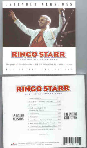 Ringo Starr - Extended Versions