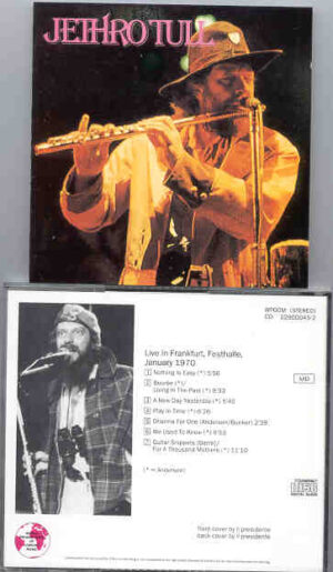 Jethro Tull - Fairy Tales from The Pawn Shop ( WPOCM )