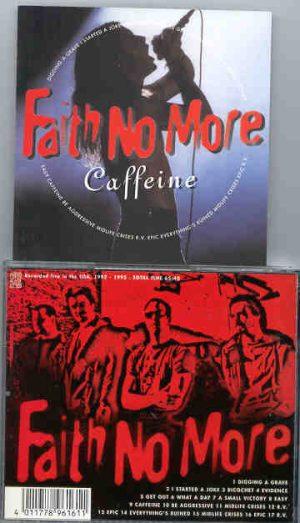 Faith No More - Caffeine ( Live In USA 1992 - 1995 )