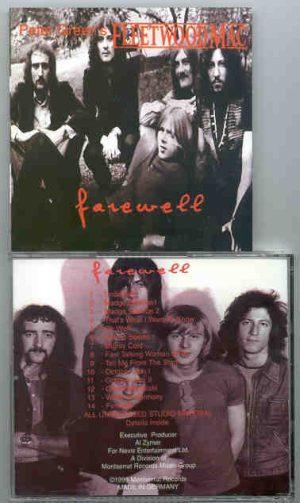 Lindsey Buckingham Fleetwood Mac - Farewell