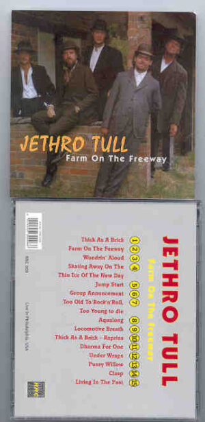 Jethro Tull - Farm On The Freeway