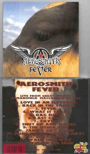 Aerosmith - Fever Live ( Great Stereo Soundboard from Massachusetts 1993 )