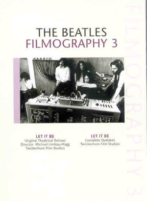 DVD The Beatles - Filmography Vol 3 ( 2 DVD SET )