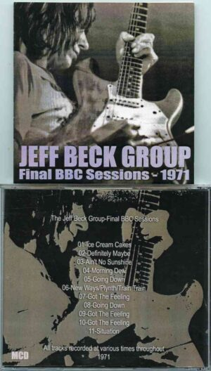 Jeff Beck - Final BBC Sessions 1971 ( 11 Unreleased Tracks from 1971 BBC Sessions )