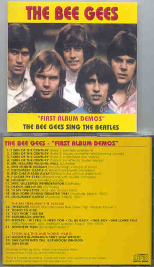 The Bee Gees - First Album Demos