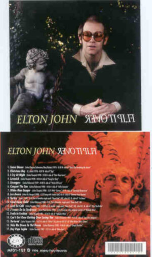 Elton John - Flip It Over ( 17 B-sides )
