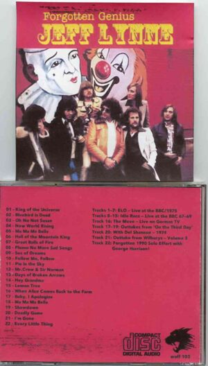 Electric Light Orchestra - Forgotten Genius ( BBC 1975 , German TV with The Move , Idle Race at BBC 67-69 , On The 3rd Day Outtakes & more )