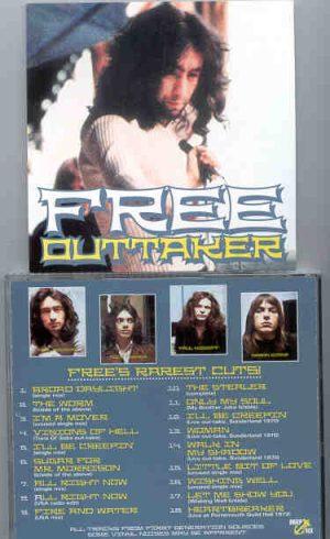 Free - Outtaker ( Rarest Cuts )