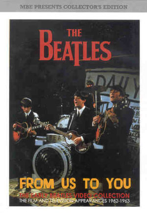 DVD The Beatles - From Us To You ( 2 DVD SET )