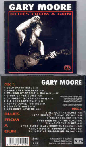 Gary Moore - Blues From A Gun ( 2 CD!!!!! set ) ( Like In Europe 1992 ) ( KTS )tr.jpg
