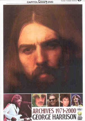 DVD George Harrison - George Harrison's Archives 1971 - 2000